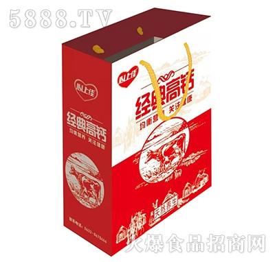250mlx12盒心上佳经典高钙风味饮料(红)手提袋