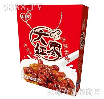 250ml心上佳大红枣风味饮料手提袋