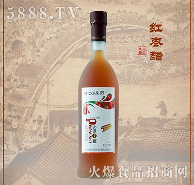 750ml品派壹号红枣醋
