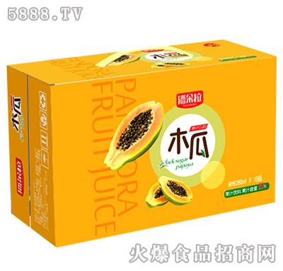潘多拉木瓜果汁饮料礼盒