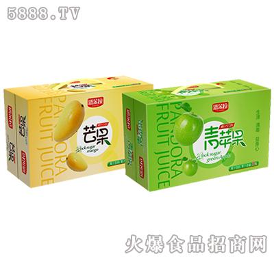 潘多拉芒果果汁饮料礼盒