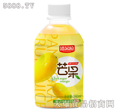 280ml潘多拉芒果果汁饮料