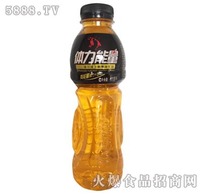 体力能量强化维生素果味饮料600ml