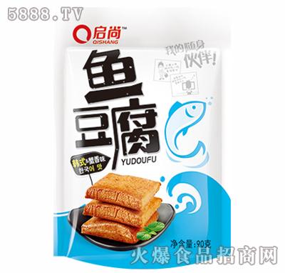 启尚鱼豆腐(蟹香味)称重