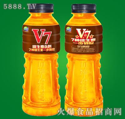 三诺V7维生素饮料
