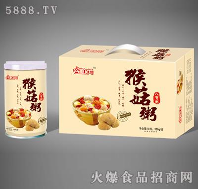 谷粒优猴菇八宝粥