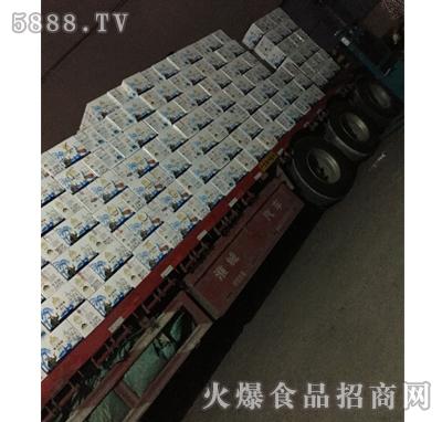 维咖多椰子汁物流发货图