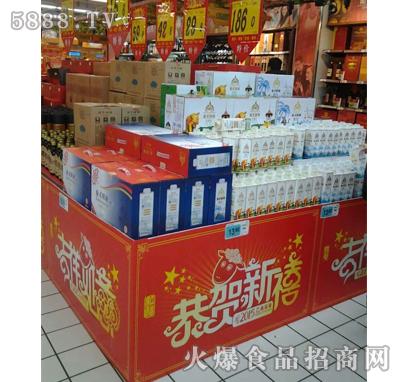 维咖多椰子汁商超展示图13