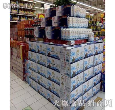 维咖多椰子汁商超展示图11