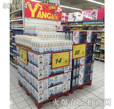 维咖多椰子汁商超展示图9