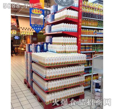 维咖多椰子汁商超展示图8
