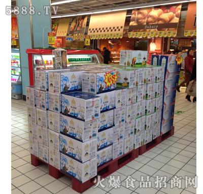 维咖多椰子汁商超展示图7