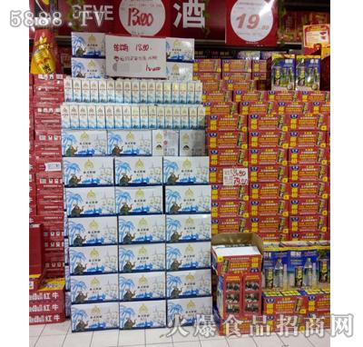 维咖多椰子汁商超展示图6