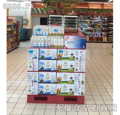 维咖多椰子汁商超展示图3