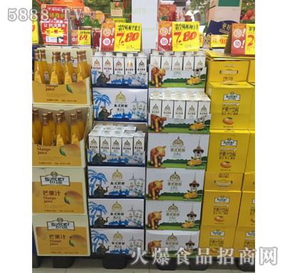 维咖多椰子汁商超展示图2