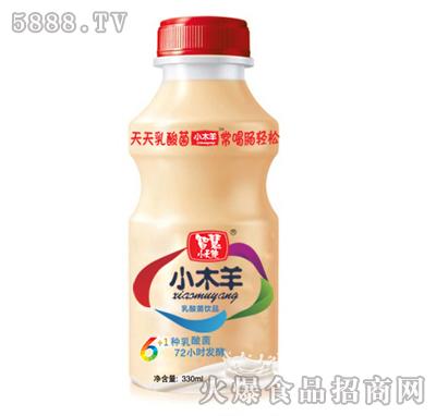 小木羊乳酸菌饮品330ml