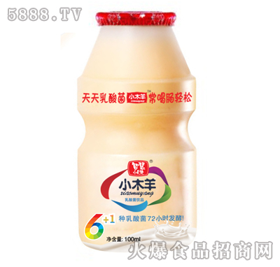 小木羊乳酸菌饮品100ml
