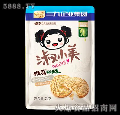 三九咖秀猴菇淑小美粗粮25g