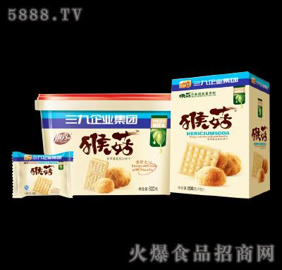 三九咖秀苏打饼干