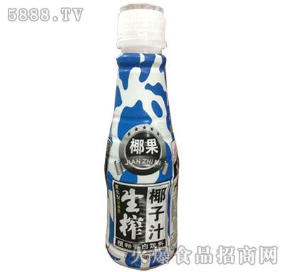 500ml椰果生榨椰子汁