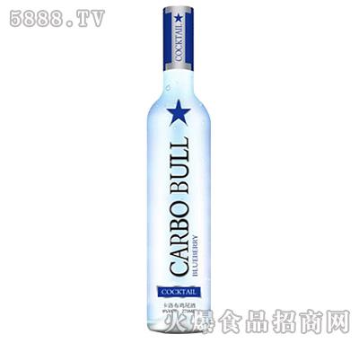 275ml卡洛?#25216;?#23614;酒长瓶(蓝)产品图