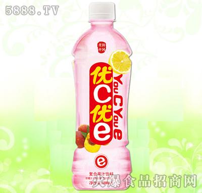 优C优E复合果汁饮料--水蜜桃