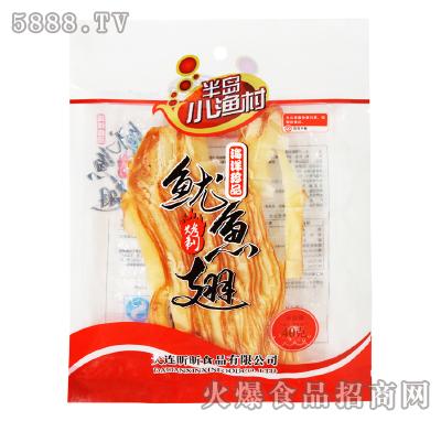 40g烤鳕鱼片 大连半岛小渔村海产品有限公司-火爆食品