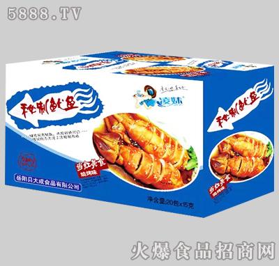 凌妹秘制鱿鱼烧烤味20包