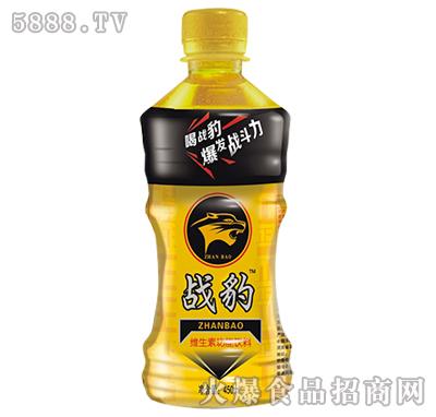 战豹维生素功能饮料450ml
