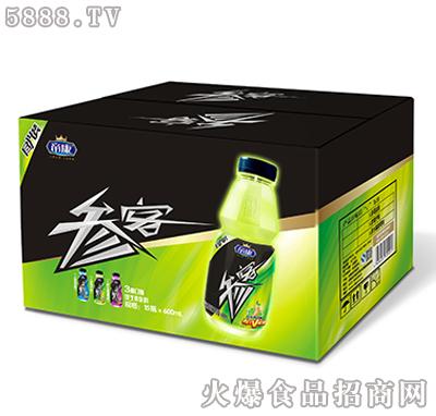 600ml×15瓶帝康参客维生素饮料