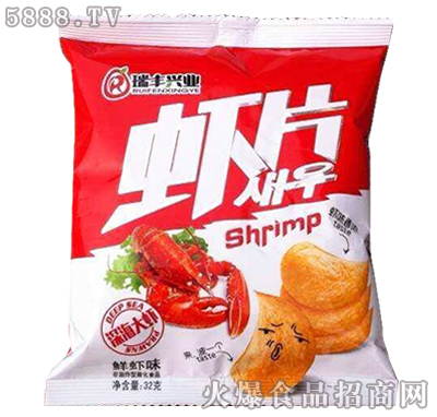 35g瑞丰兴业虾片