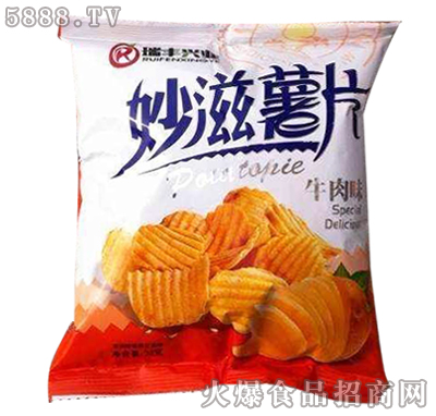 35g瑞丰兴业妙滋薯片