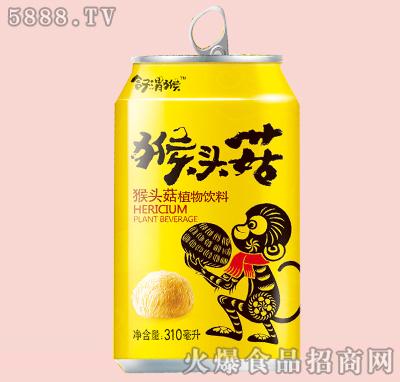 猴头菇植物饮料310ml