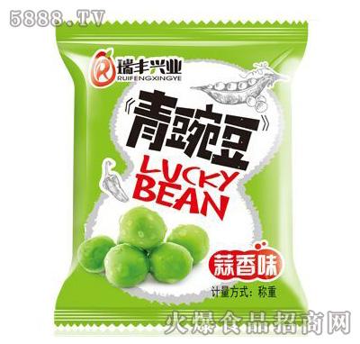 青豌豆蒜香味称重产品图
