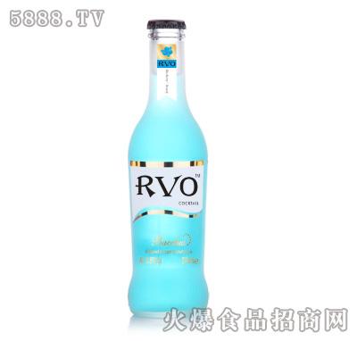 RVO蓝玫瑰味味鸡尾酒