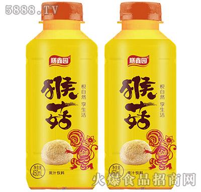 450ml膳鑫园猴姑果汁饮料