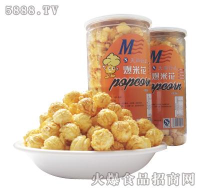 美旗食品爆米花原味85g