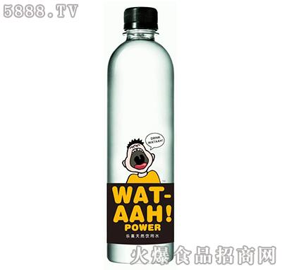 乐熹天然饮用水520ml黄瓶