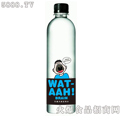 乐熹天然饮用水520ml蓝瓶