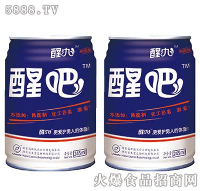 醒吧护肝解酒饮品245ml