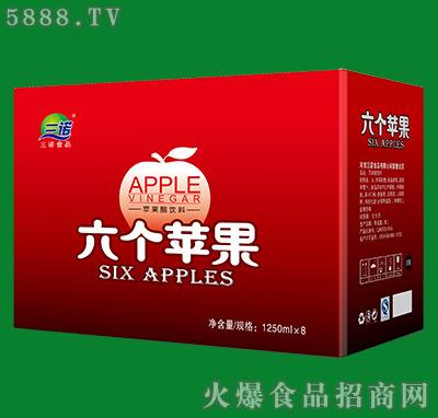 三诺六个苹果箱装