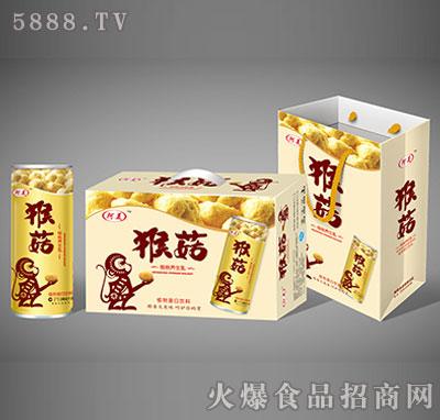 阿美猴菇核桃养生乳系列产品