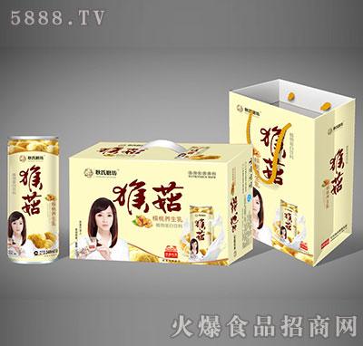 耿氏猴菇核桃养生乳系列产品