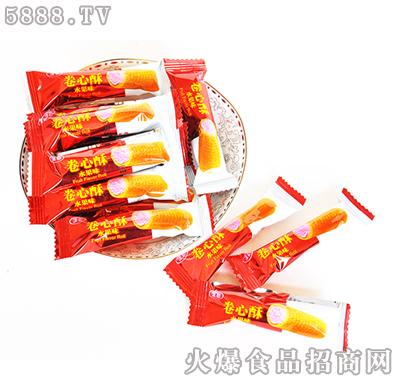 津都卷心酥水果味(称重)