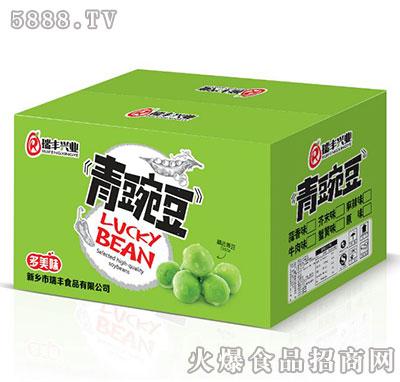 瑞丰兴业青豌豆多美味箱装产品图