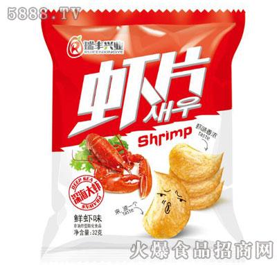 瑞丰兴业虾片鲜虾味35g