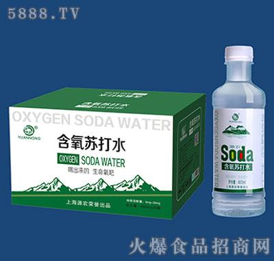 400mlx20瓶源农含氧苏打水