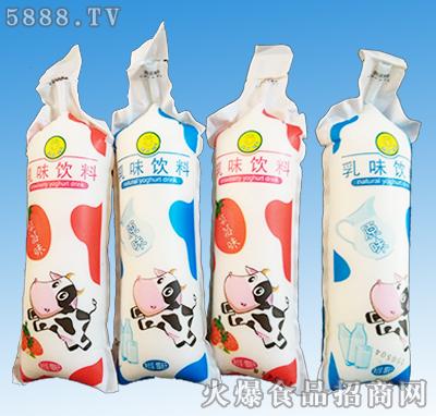 新二郎乳味饮料