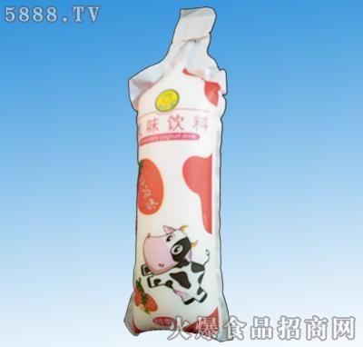180ml新二郎乳味饮料(草莓)