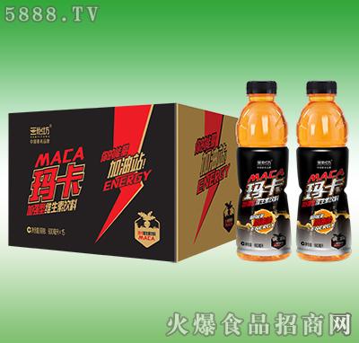 三怡坊玛咖加强型维生素饮料600ml×15